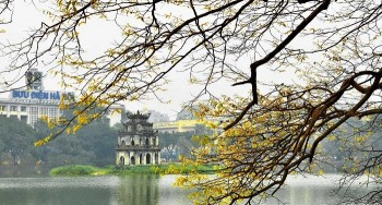 Top tourist attractions in Hanoi